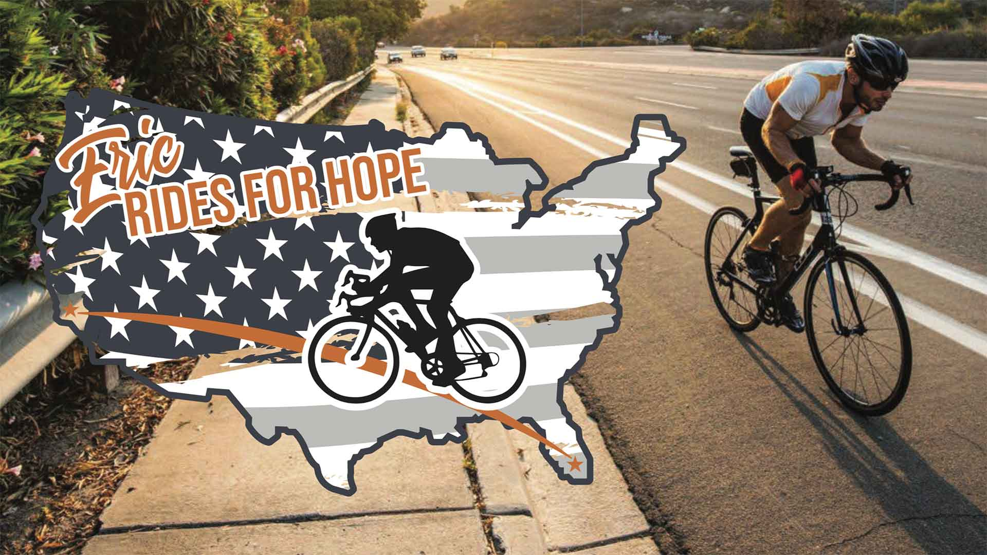 eric rides for hope